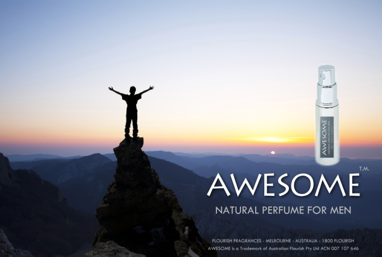 Awesome natural perfume for men