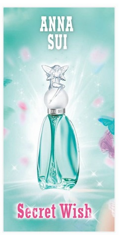 Perfume Anna Sui Secret Wish